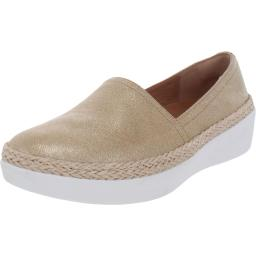 Fitflop Womens Casa Leather Slip On Loafers