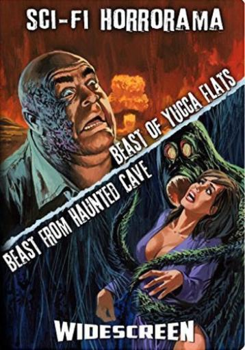 Beast of yucca flats/beast from haunted cave (dvd/double feature) JT5MPPSEBRLIT8QU