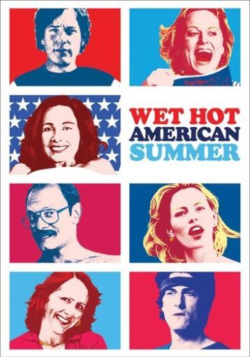 Wet hot american summer (dvd) (new packaging) 1295096