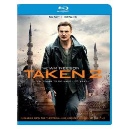 Taken 2 (blu-ray/digital hd/ws) BR2301919