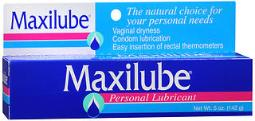 Maxilube Personal Lubricant - 5 oz, Pack of 4