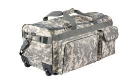 Military Expedition Wheeled Bag