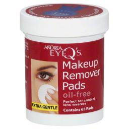 Andrea Eye Q's Oil-free Eye Makeup Remover Pads