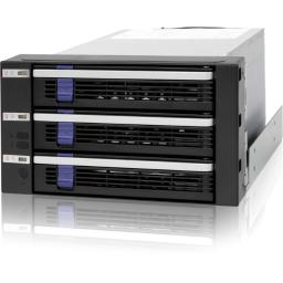 Icy Dock Mb153Sp-B 3 In 2 Sata 6Gbps Hotswap Hdd