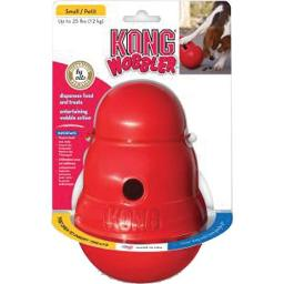 KONG COMPANY WOBBLER SMALL RED 269625