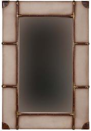 Linon Vintage Framed Wall Mirror - Large