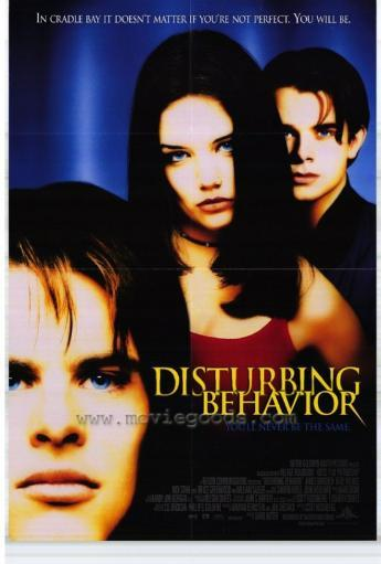Disturbing Behavior Movie Poster Print (27 x 40) OPMQTKKET4HSLA1N