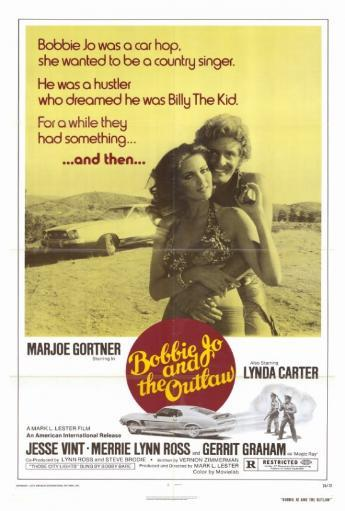 Bobbie Jo and the Outlaw Movie Poster Print (27 x 40) HH7LKPNEY4JHIXML