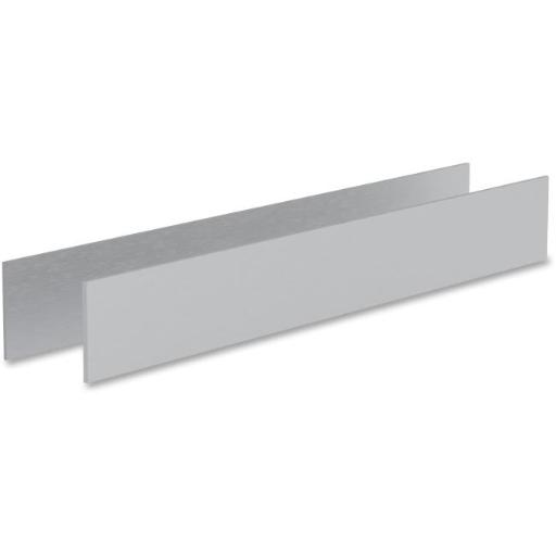 Laminate Conference Table Modesty Panel - Gray