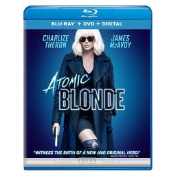 Atomic blonde (blu ray/dvd w/digital hd) BR62184526