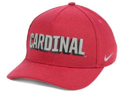 Stanford Cardinal NCAA Nike Local Dri-Fit Swoosh Flex Fitted Hat