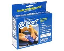 """Colpac Universal Ice Pack, Half Size (7.5"""" X 11""""), Pack Of 2"""