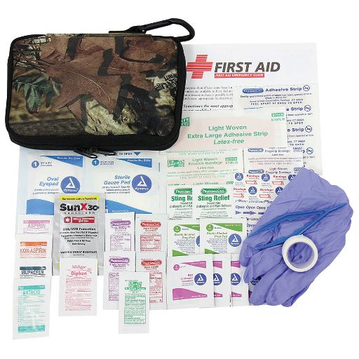 Orion safety products orion wilderness daytripper first aid kit 776