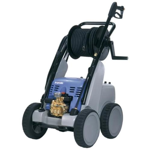 Kranzle 98K1200TST 2400 PSI, 5.0 GPM, 220V, 25A, 3PH Electric Industrial Pressure Washer