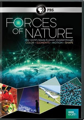 Forces of nature (dvd/2 disc) 1290415