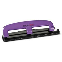 accentra-2105-12-sheet-capacity-compact-three-hole-punch-rubber-base-purple-black-3bef3d5f412332c2