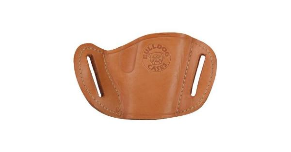 Bulldog mlt-l bulldog belt slide holster tan rh large frame autos
