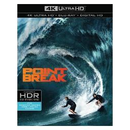 Point break (blu-ray/4k-uhd/2 disc) BR595769