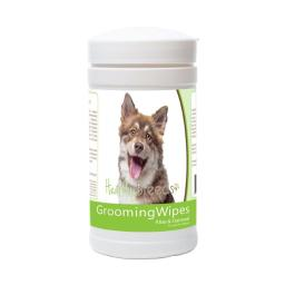 Healthy Breeds 840235172963 Finnish Lapphund Grooming Wipes - 70 Count