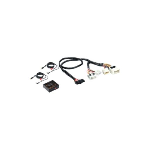 Isimple isni531 dual auxiliary audio-input interface (for select nissan/infiniti)