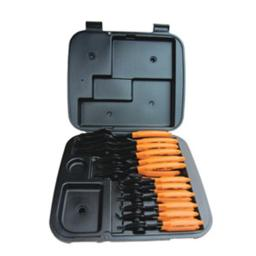 A and E MFG 3495 12 pc. Combination Internal - External Snap Ring Pliers Set