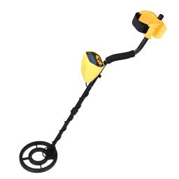 Metal Detector Treasure Search Digger Finder Hunter LCD Display Deep Sensitive Waterpoof Coil Gold Jewelry Outdoor