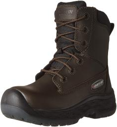 Baffin Mens Barton (STP) Leather Closed Toe Ankle Safety Boots