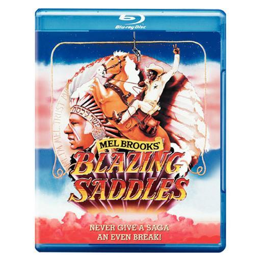 Blazing saddles (blu-ray) WB6AKQN21VMCPDCX
