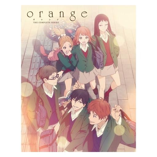 Orange-complete series (blu-ray/dvd combo/limited edition/4 disc) 6UXW2M4NTYS7BGY2