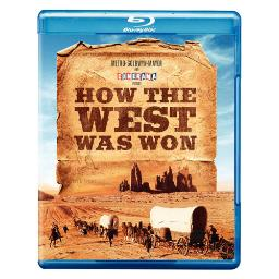 HOW THE WEST WAS WON (BLU-RAY/SPECIAL EDITION)