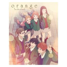 Orange-complete series (blu-ray/dvd combo/limited edition/4 disc) BRCR01306