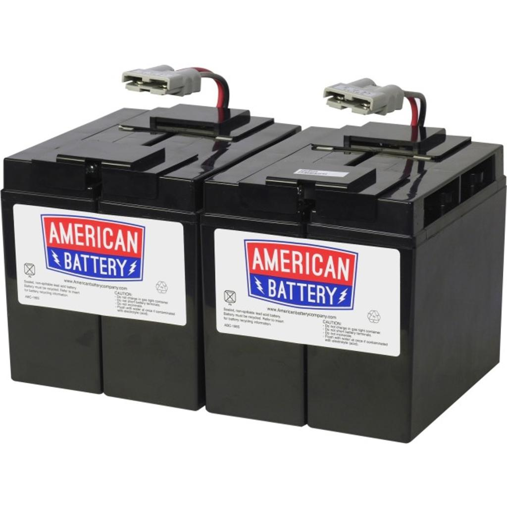 American battery rbc55 rbc55 replacement battery pk