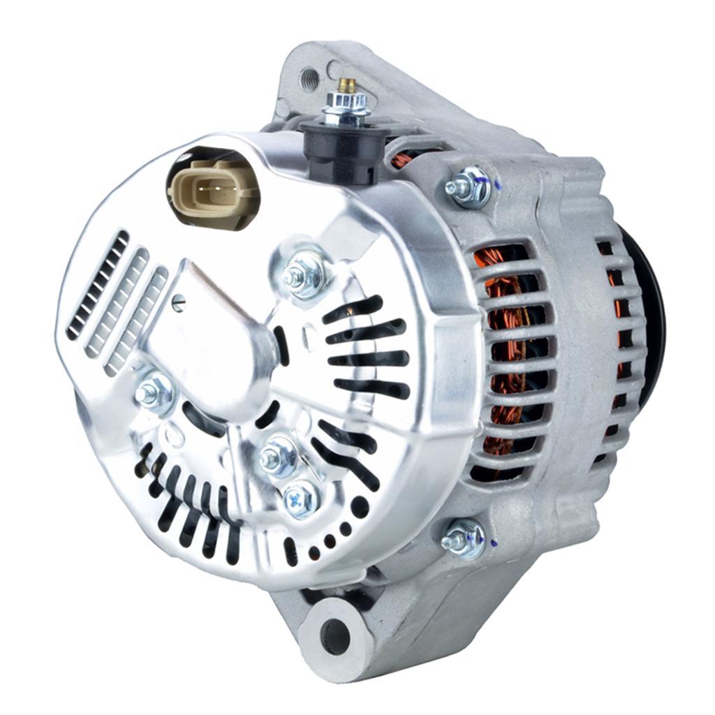 NEW 60AMP ALTERNATOR FITS KOMATSU 6D95L ENGINES 4945839 102211-4080  9762219-408