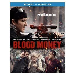 Blood money (blu ray w/digital) (ws/eng/eng sub/span sub/eng sdh/5.1 dts-hd BR53549
