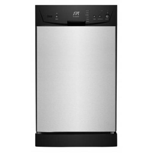 Sunpentown SD-9252SS 18 in. Energy Star Built-In Dishwasher - Stainless YUBNQ0TGYWVGDVSR