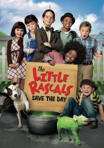 Little rascals save the day (dvd) MDL7HCZJLEPANPSD