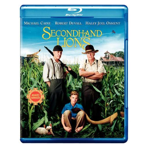 Secondhand lions (blu-ray/ws-1.85) 2EZIRZT1MF2OV7SW