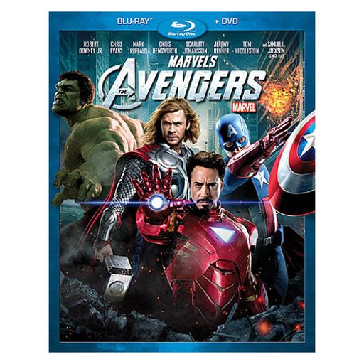 Avengers (marvel) (blu-ray/dvd/2 discs combo/ws) br-pkg O27RNCG93N3BCI01