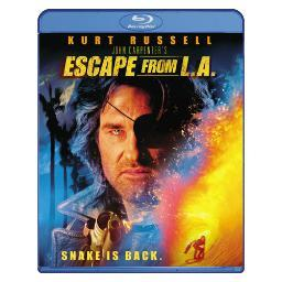 Escape from la (blu-ray/john carpenter) (ws) BR59191317