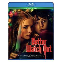 Better watch out (blu-ray/dvd) BR01895