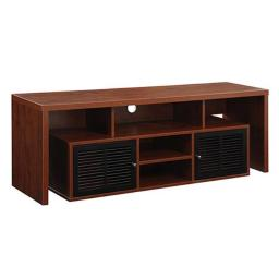 Lexington TV Stand With Cherry Finish