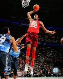Kevin Durant 2012 NBA All-Star Game Action Photo Print PFSAAOP05301