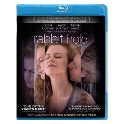 Rabbit hole (blu ray) (ws/eng/eng sub/span sub/eng sdh) BR29922