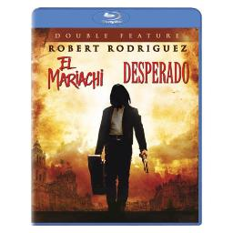 Desperado/el mariachi (blu ray) (double feature) BR36773