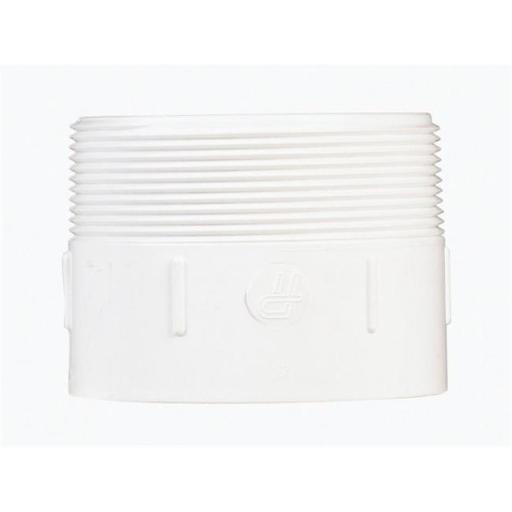 Plastic Trends P1304 Sewer & Drain Male Adapter 4 in.