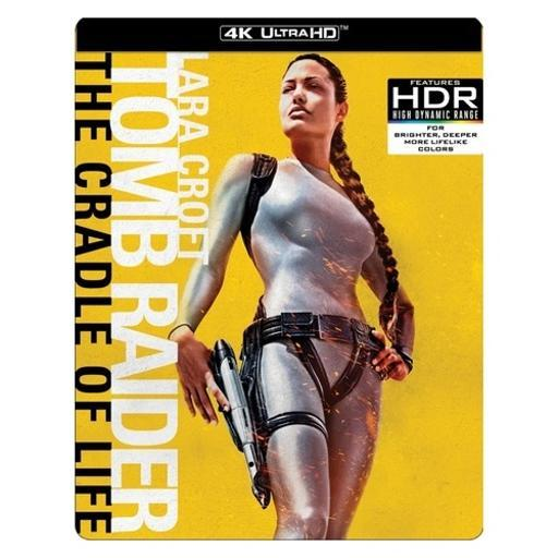 Lara croft tomb raider-cradle of life (blu-ray/4kuhd/ultraviolet/dig hd) LU5BJQ7MS1ERMRVG