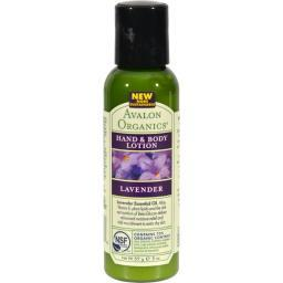 Avalon Hand And Body Lotion Trial Size - Lavender - Case Of 24 - 2 Oz