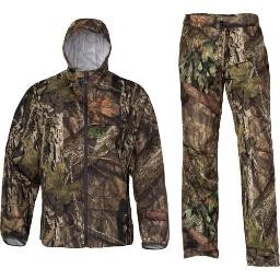 Browning 3004012802 bg wasatch-cb rain suit 2-pc hells canyon camo medium