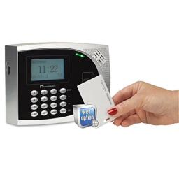 Acroprint Time Recorder 010249000 TimeQplus Proximity Time & Attendance System With Web Option