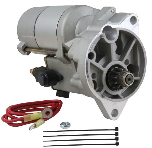 NEW HIGH TORQUE GEAR REDUCTION STARTER FITS MERCURY MARQUIS V8 71-73 D5OF11001BA